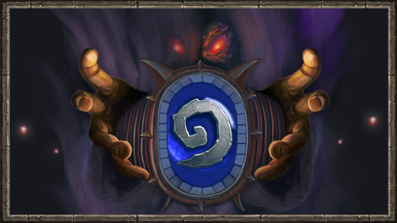 Hearthstone Dark Logo By Slade43 On Deviantart By adding a bit more glow to the logos and the artwork it all comes together. hearthstone dark logo by slade43 on