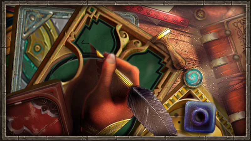 how to change card back hearthstone mobile