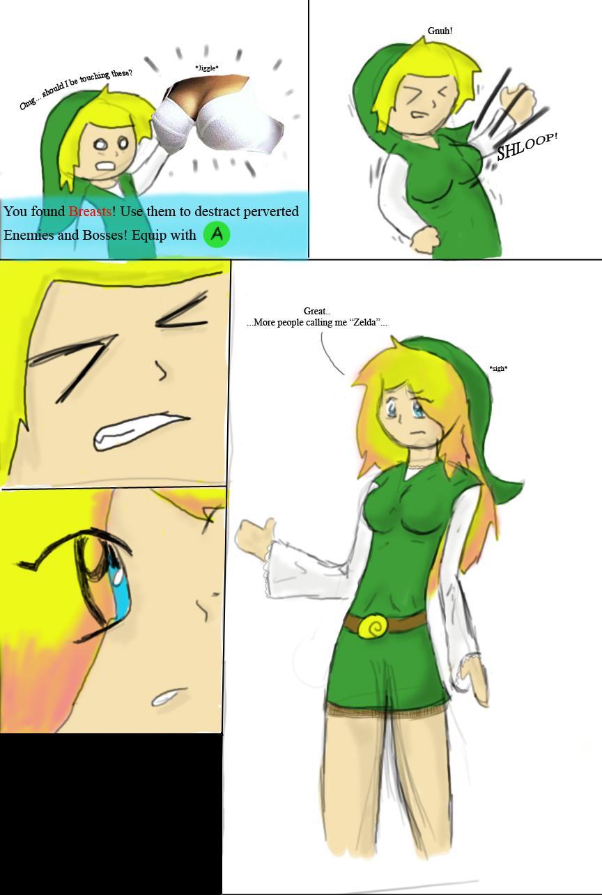 Funny Boob Cartoons link with boobscanti128 on deviantart