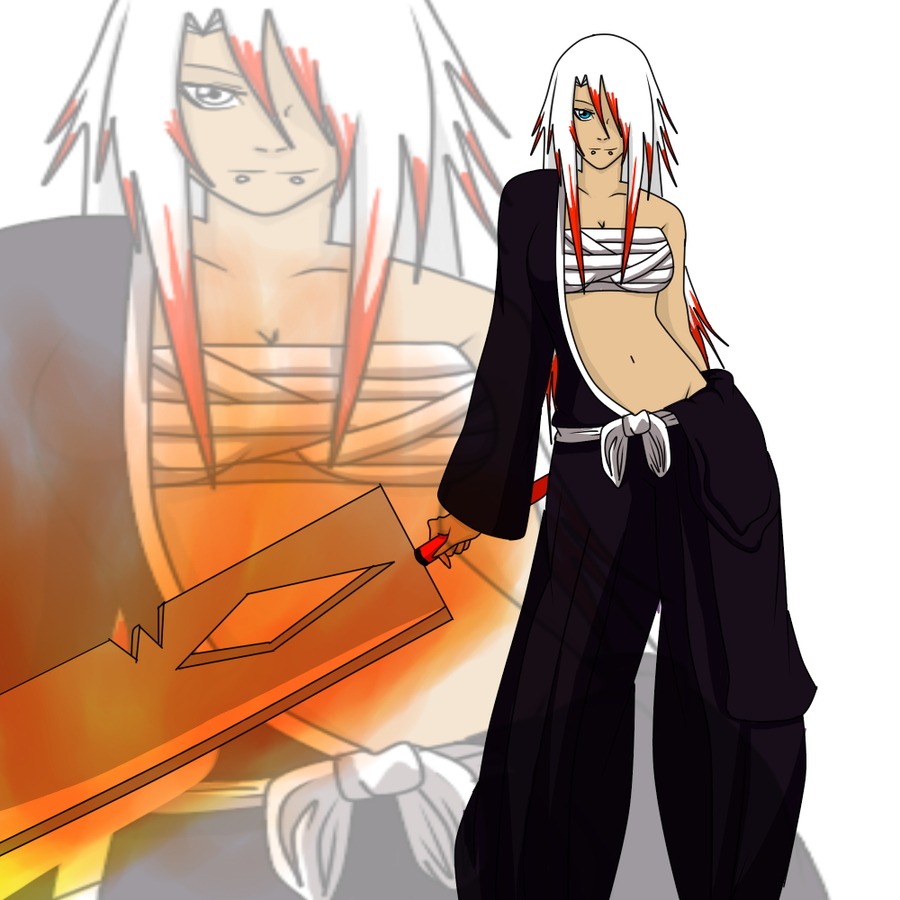 Bleach Oc Arashi By Sickeld160 On Deviantart: Bleach Oc: Yuna Hayashi By Myo-Senpai On DeviantArt