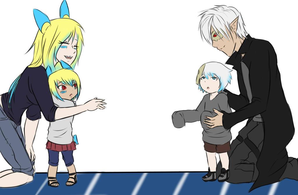 Baby Steps by Myo-Senpai