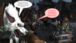 Siege of Gilneas part 5 - by Google Translate by PedroSilvaCompany