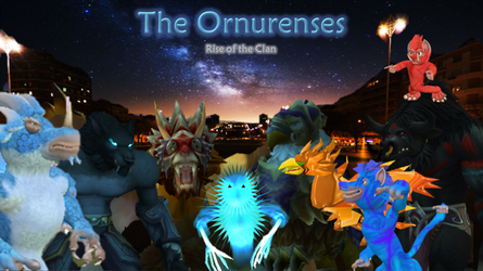 THE ORNURENSES - RISE OF THE CLAN by PedroSilvaCompany