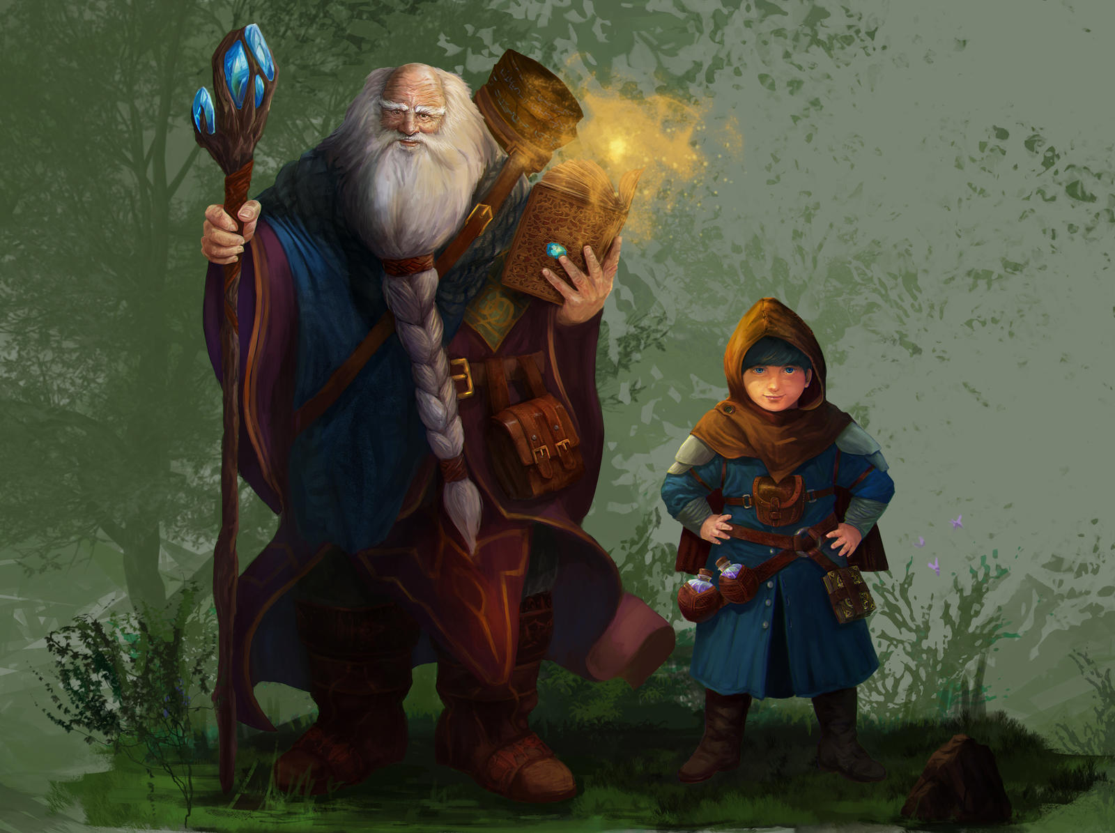 Wizard Apprentice Images Reverse Search