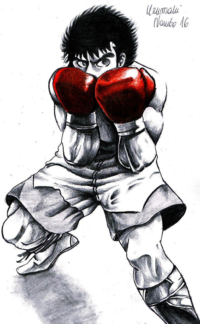 ... as Ippo has been an icon for almost three decades. But before we move  further, just a spoiler warning for those who still haven't read the manga  yet.
