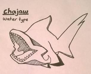 Chajaw (fakemon) by WolfAmongRosesHB