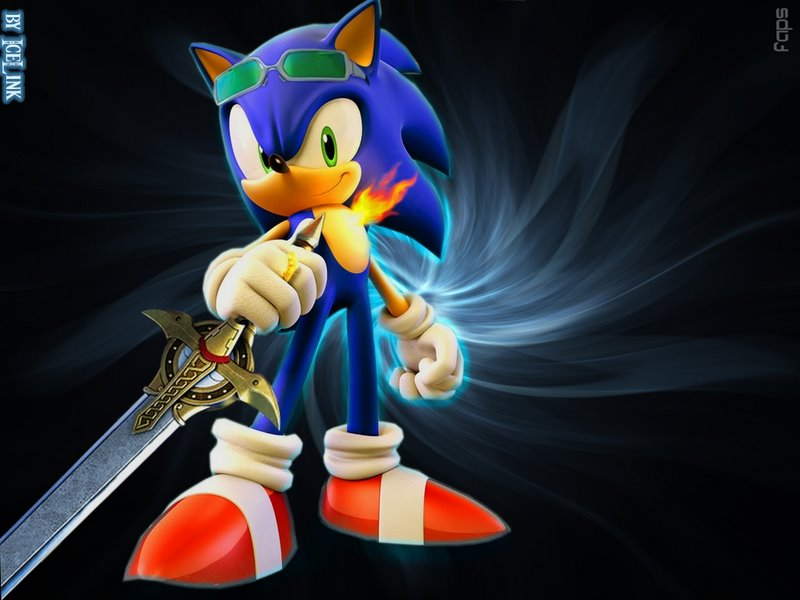 Sonic And The Secret Knight By DarkIceLink