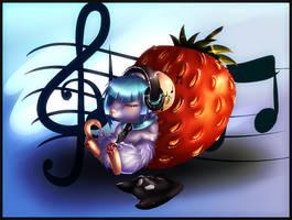 Music around me by SheriBonBon