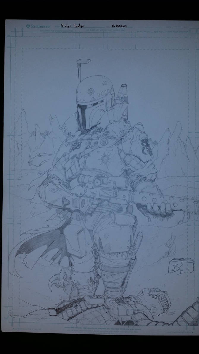 Winter Hunter