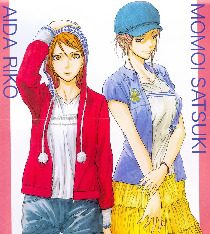 Replace 1 - Riko and Satsuki by Claudia-Cher