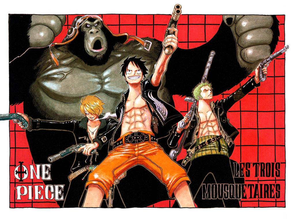 Color Spread in Chapter 415 by Claudia-Cher