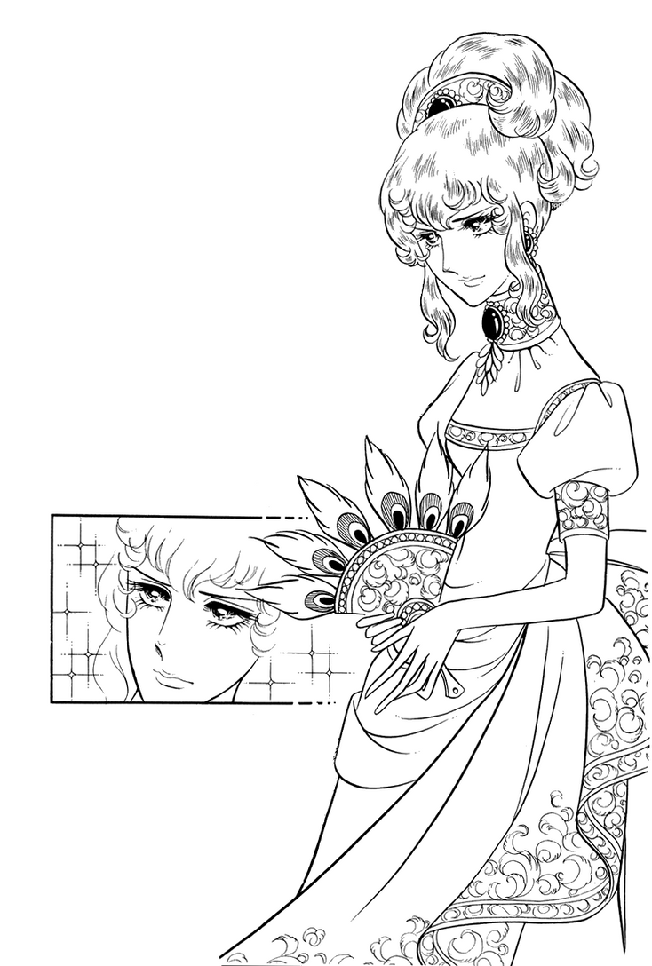 Rose of Versailles - Chapter 32 by Claudia-Cher