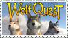 F2U WolfQuest Stamp by Sound-of-Heaven