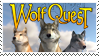 WolfQuest Stamp by Sound-of-Heaven