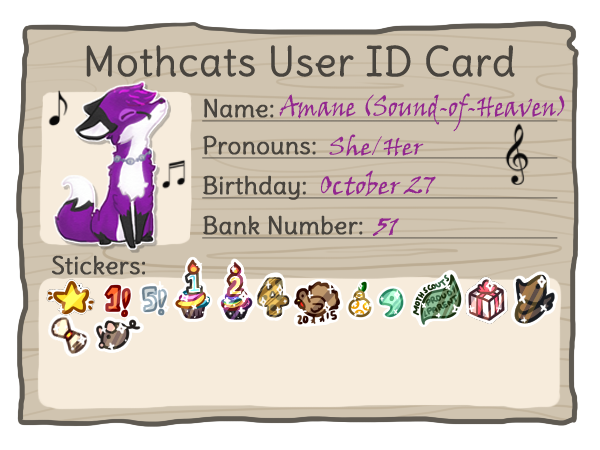 new mothcat bank ID by Sound-of-Heaven