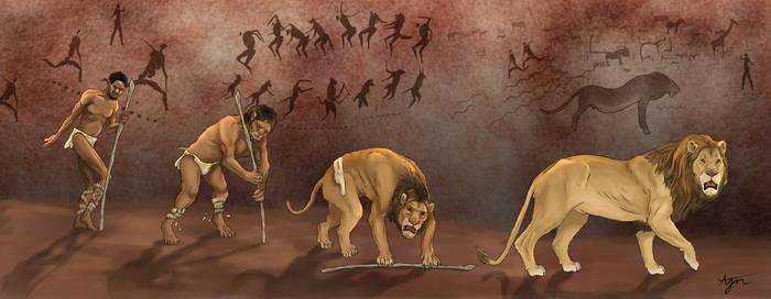 Magic Of the Trance Dance - Bushman to Lion TF