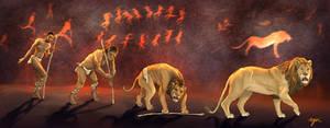 Magic Of the Trance Dance - Bushman to Lion TF-2