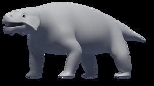 Bradysaurus WIP