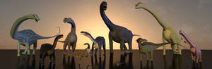 Sauropodomorpha Panoply