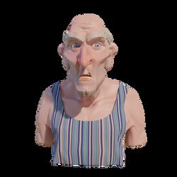 Oom Gerald: speedsculpt