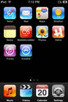 iPod touch 6-20-2008