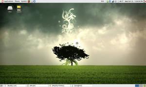 My Desktop -Ubuntu- 10-22-2008