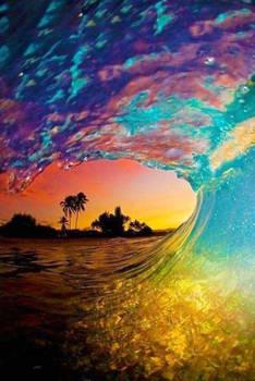 The Colourful Ocean