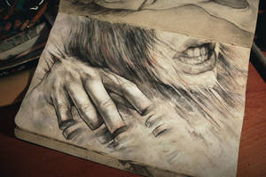 evil_hand by PureLoloFerrari
