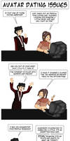 ATLA Dating Issues