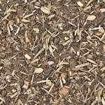 Seamless wood chips