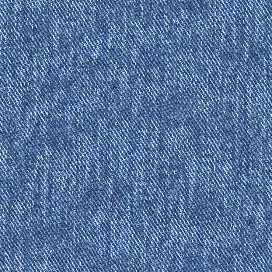 Denim fabric wallpaper