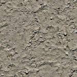 Seamless dry mud texture