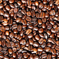 Seamless coffee beans texture by hhh316