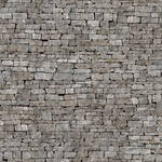 Seamless Stone Wall Texture by hhh316
