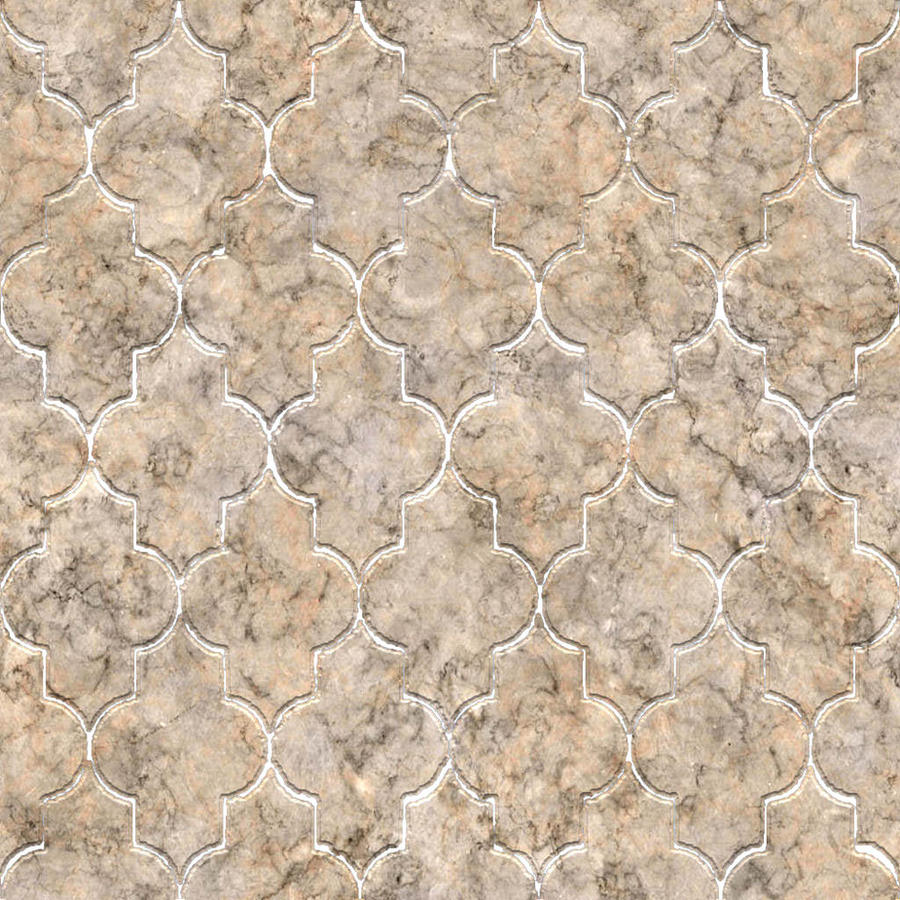 Seamless Marble Tile