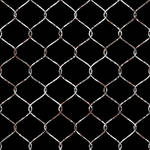 Seamless painted fence texture