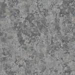 Seamless eroded metal