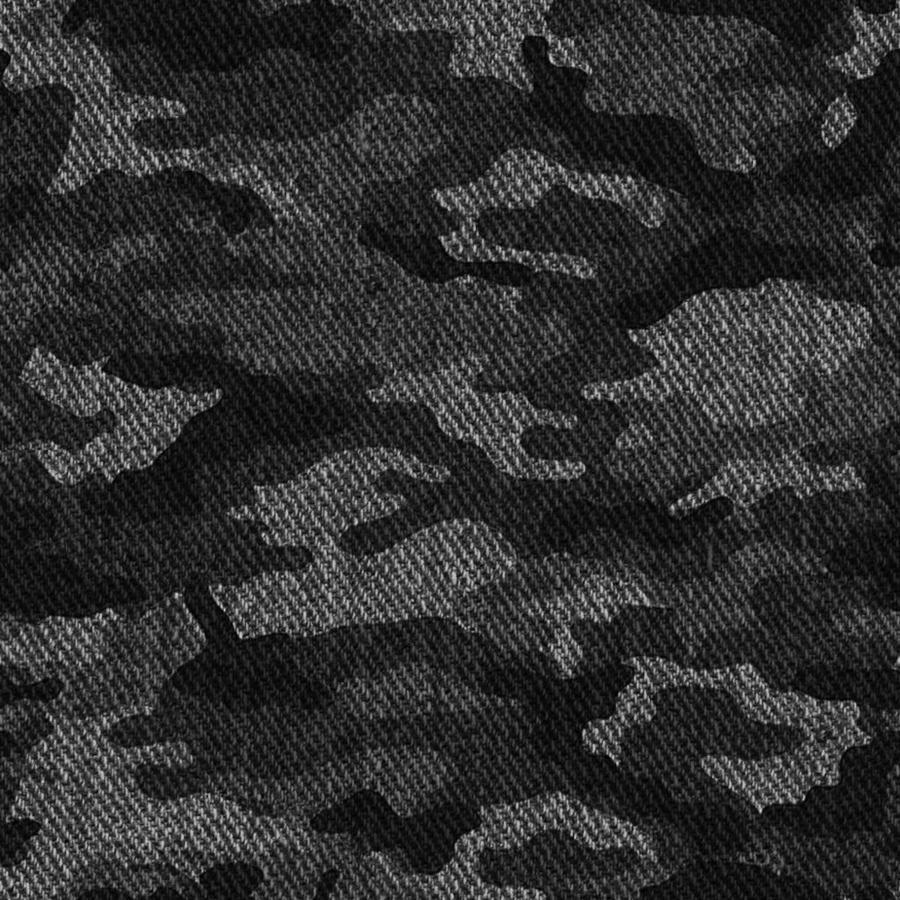 Seamless camo fabric
