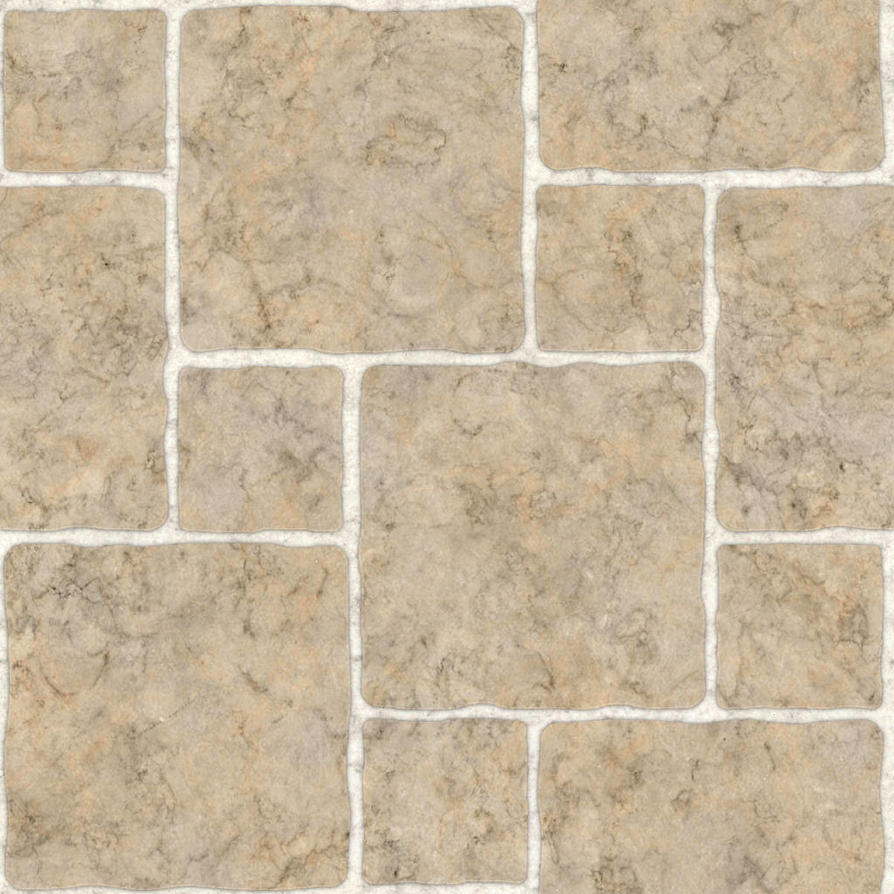 Cream Marble Tile Pattern Texture Seamless