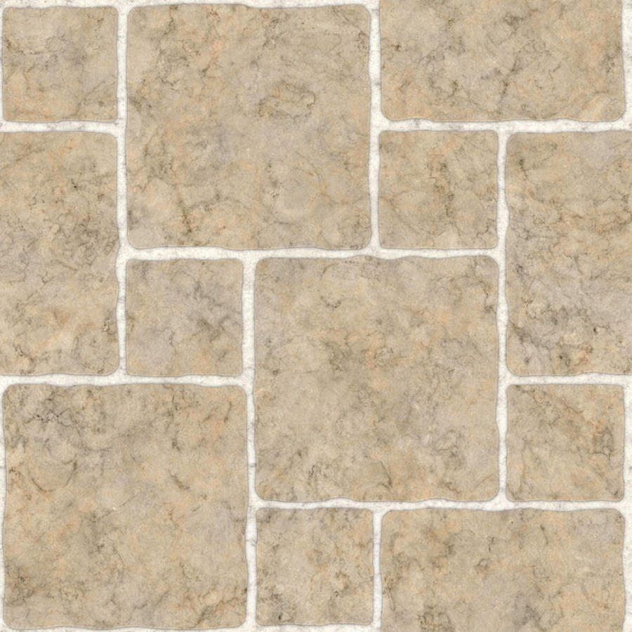 Cream marble tile pattern texture seamless by hhh316 on