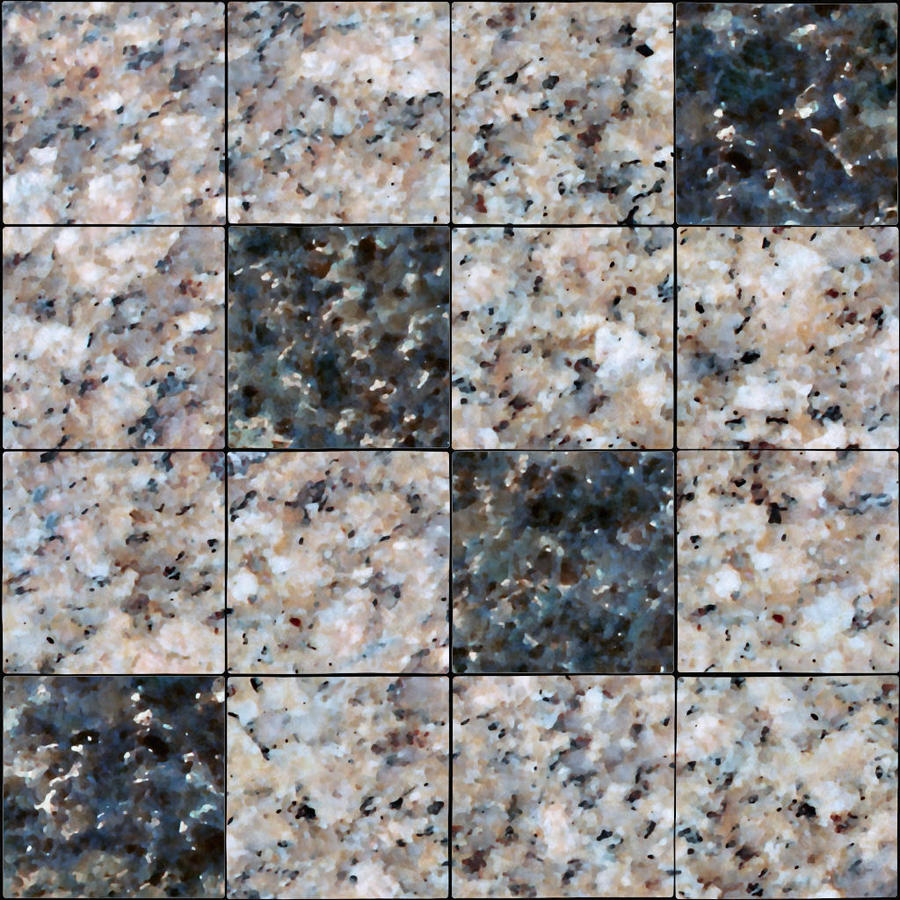 Seamless marble tile pattern two tone
