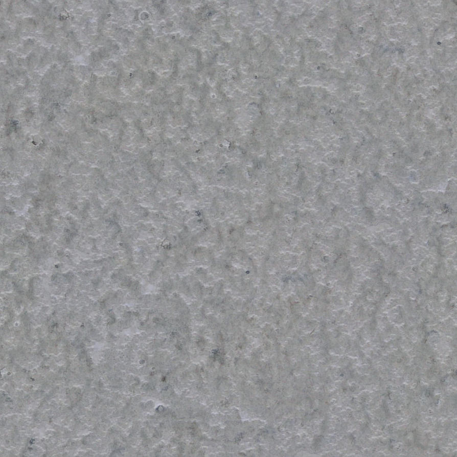 Seamless grey smooth concrete stone texture by hhh316 on for Smooth concrete texture
