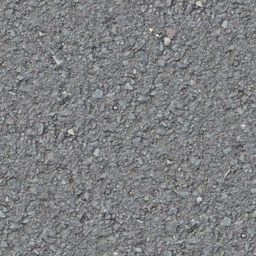 Large seamless road and concrete texture by hhh316