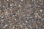 Pebblestone cobble ground gravel floor walkway