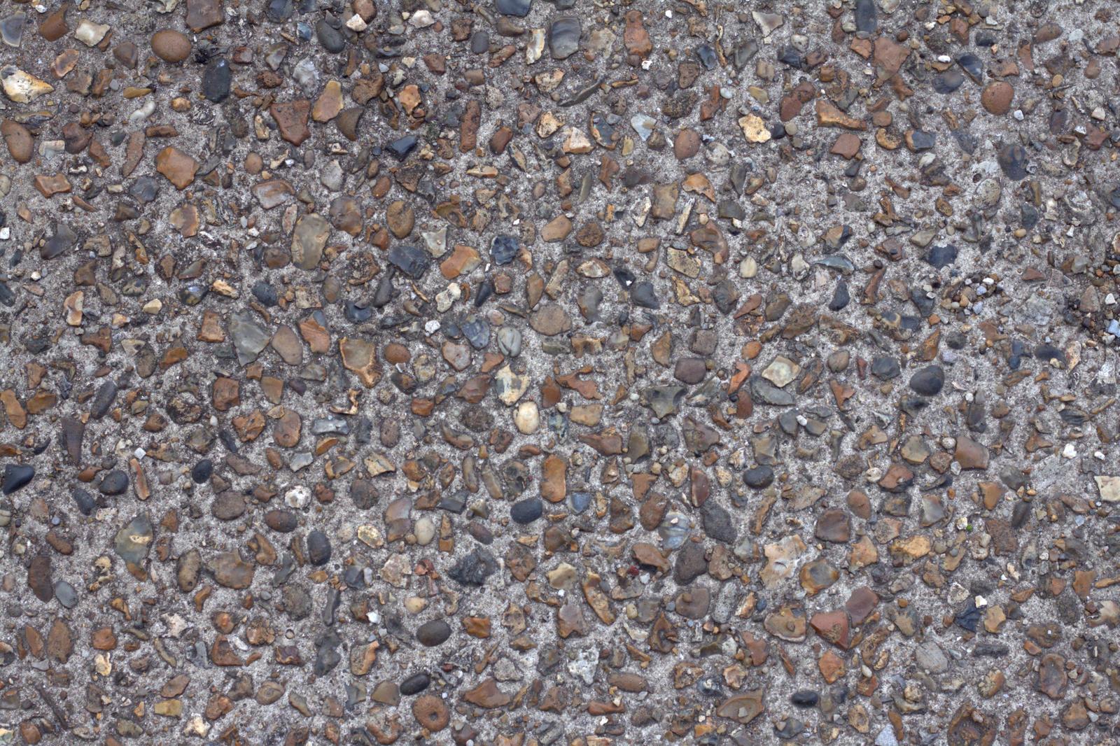 Concrete Cobble Pebble Stone Walkway Pathway T By Hhh316