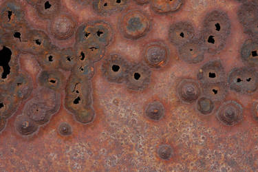 Metal Rust Plate Texture 3888 X 2592 by hhh316