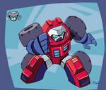 Transfomers Animated Gears