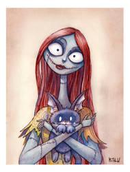 Sally by matthewart