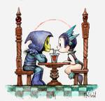 Skeletor and Evil-LYN
