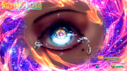 Ojos Galaxia by aizerengendro